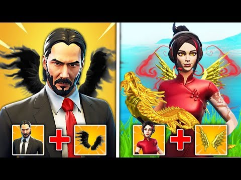 Top 10 Fortnite Season 9 Skin Combos YOU NEED TO TRY!