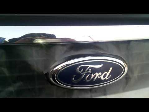 форд фокус 2 укутываем морду