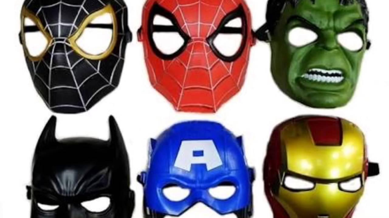Modelos De Máscaras Youtube