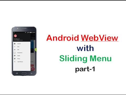 Android studio android webview example.