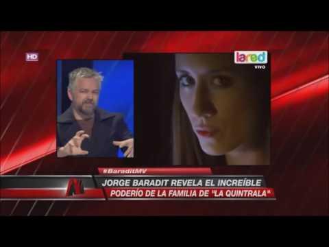 """Jorge Baradit,""""La Quintrala"""""""