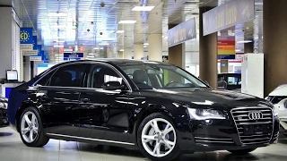 Audi A8 с пробегом 2012