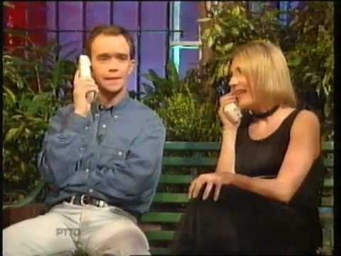 Michelle Collins & Todd Carty   Live & Kicking  FULL 12031994
