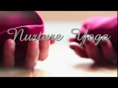 Nurture Yoga brand HD