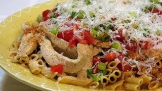 Cajun Chicken Pasta -- Lynns Recipes