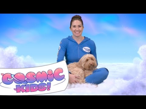 Mini The Puppy | Cosmic Kids Zen Den - Mindfulness For Kids