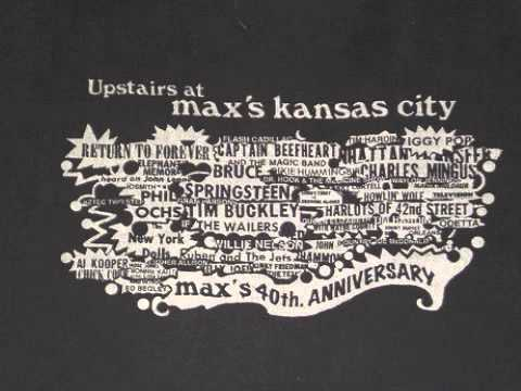 Interview With Peter Crowley - WFMU - Max's Kansas City
