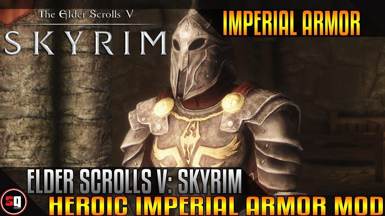 Heroic imperial armor skyrim