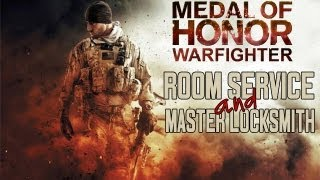 Medal of Honor Warfighter - Room Service and Master Locksmith Achievement Guide