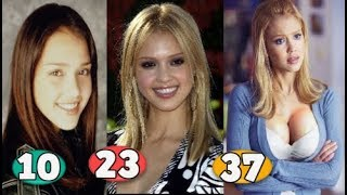 Jessica Alba ♕ Transformation From 01 To 37 Years OLD