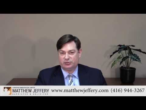 Spousal Sponsorship Interviews Toronto | Matthew Jeffery, Toronto Immigration Lawyer