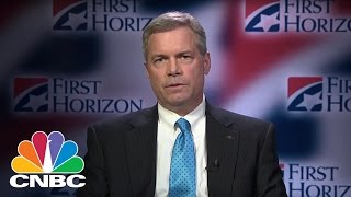 First Horizon National Corp CEO: Banking On The Banks | Mad Money | CNBC