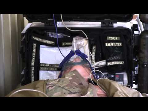 TCCC Tactical Combat Casualty Care Set - Currently in Use by USSOCOM