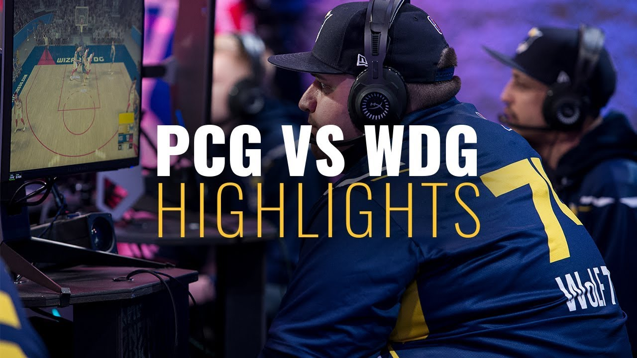 Pacers Gaming vs Wizards District Gaming Highlights | May 18, 2018