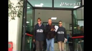 Arresto di Antonio Cordì 16 novembre 2010