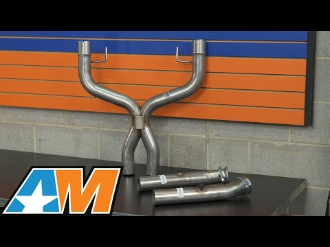 2005-2010 Mustang Pypes Off-Road X-pipe (GT w/ Long Tube Headers) Review