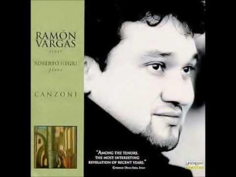 Ramón Vargas y Roberto Negri / 12. Core ´ngrato