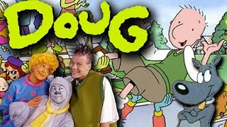 The History of Doug (Nickelodeon/Disney) - Retro TV Review
