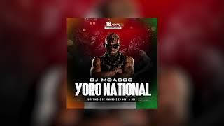 Dj Moasco - Yôro National (Audio Officiel)