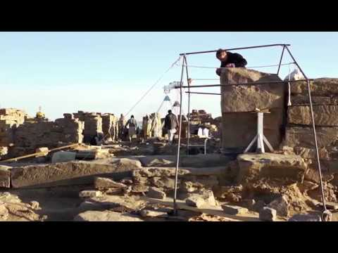 Preserving Cultural Heritage at Tayma