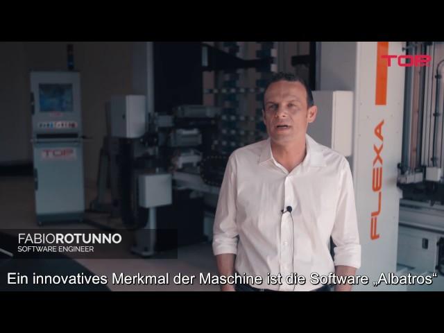 Cnc machine  Flexa Deutsch