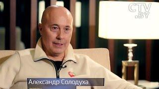 Певец Александр Солодуха в программе «Простые вопросы» с Егором Хрусталевым