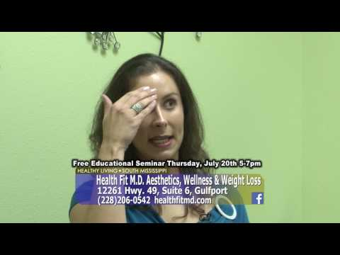 Healthy Living South Mississippi - Health Fit M D - Seminar