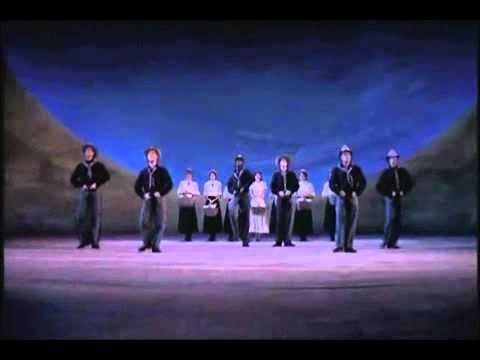 Oklahoma! The Original London Cast (1998) - Dream Ballet (Part 1)