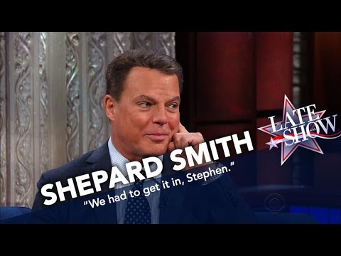 Shepard Smith Recalls The Moment He Learned Snookie Was Preg