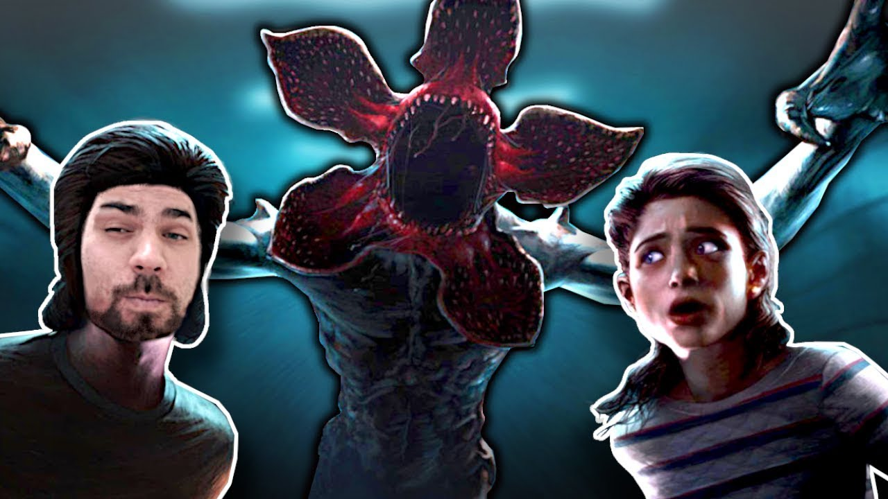 HIDING FROM THE DEMOGORGON! - Dead by Daylight Gameplay