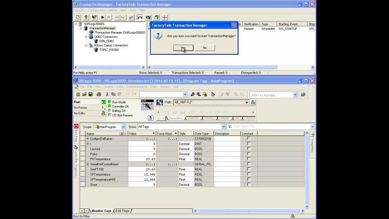 factory talk transaction manager youtube rh youtube com FactoryTalk Tutorial FactoryTalk View Me