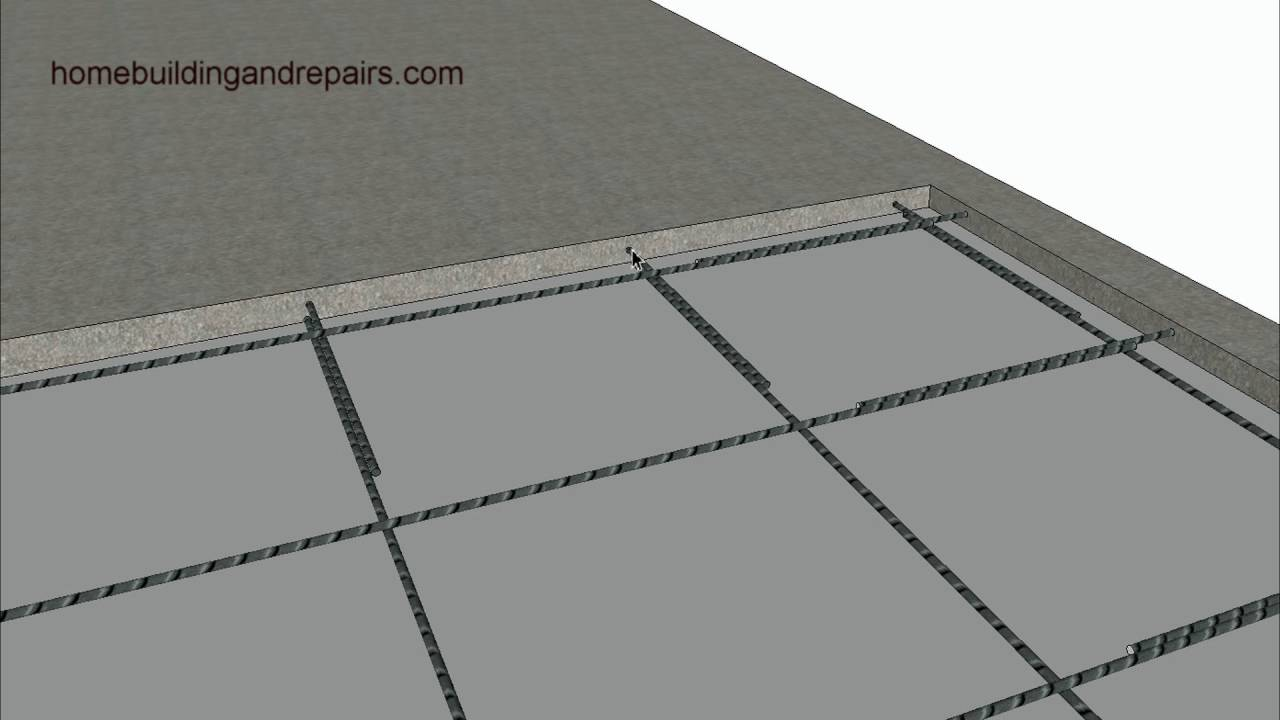 Adding Or Filling Concrete Over Existing Garage Slab   Home Remodeling