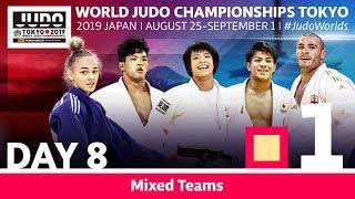 World Judo Championships 2019: Day 8 - Elimination