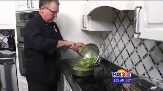 Chef Tom Makes Chicken And Broccoli Mac And Cheese   Story  Virginiafirst