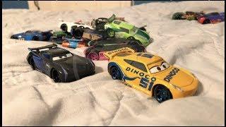 Next Gen Crash-Disney Cars Stop-motion (Remade!)