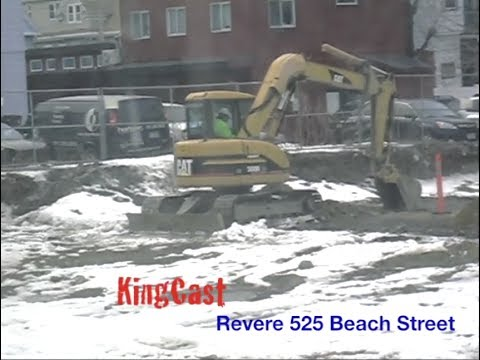 Revere 525 Beach Street CERCLA 21E coverup sample manipulation