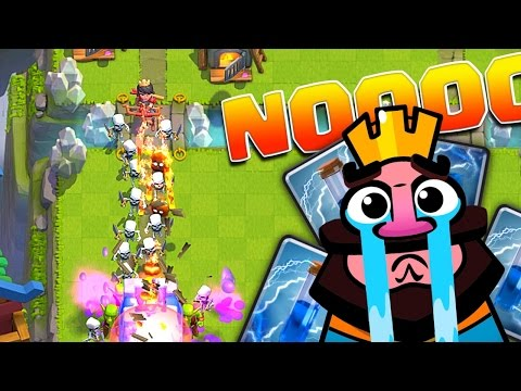 ZAP BAIT TAKEOVER? - Zap Nerf Update Clash Royale