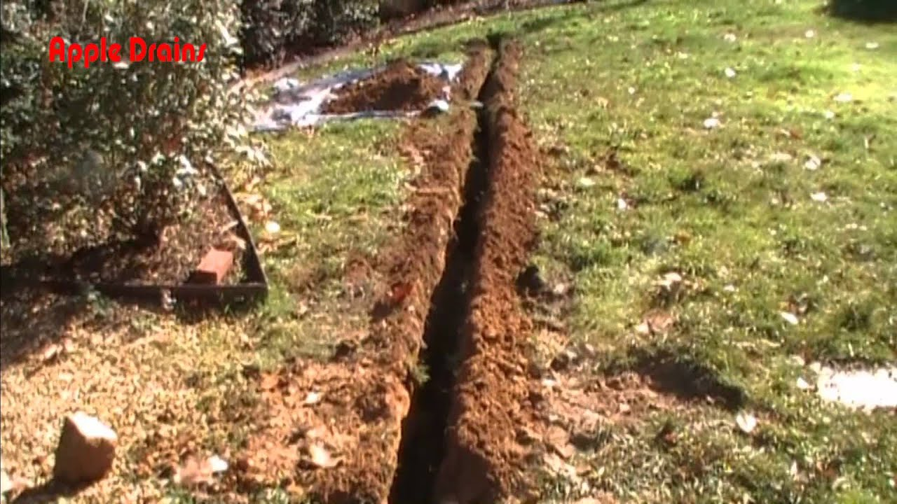 Soggy Yard Drainage Solutions - Year of Clean Water