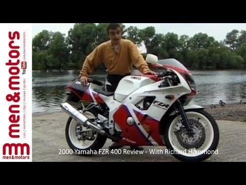 2000 Yamaha FZR 400 Review - With Richard Hammond