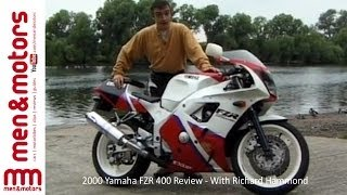 2000 yamaha fzr 400 review with richard hammond