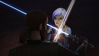 Behind The Scenes: The Darksaber | Star Wars Rebels