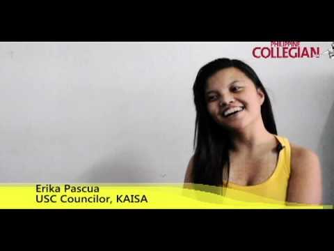 (Kule interviews) KAISA Councilor Erika Pascua