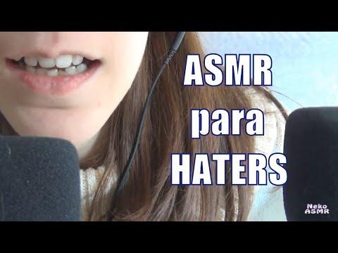 ASMR para Haters (y para los que no lo son también) | Español | ear to ear