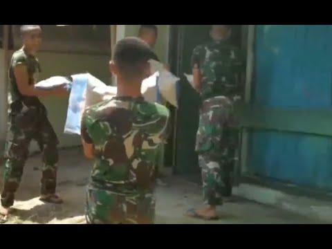 TNI Kirim Bantuan untuk Korban Tsunami di Lampung Selatan Mp3