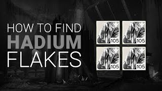 Destiny: How to find Hadium Flakes | Dreadnaught Chest Locations