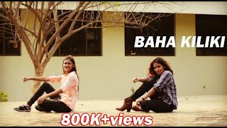 BAHA KILIKKI Dance Video || Bahubali ||Smita