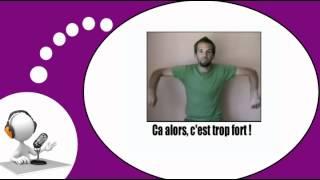 Французского видео урок = Жесты и выражения, № 6