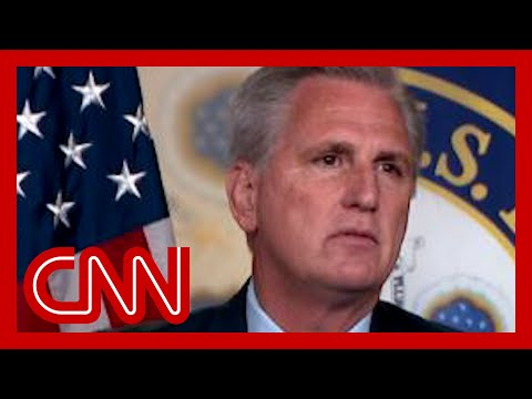 McCarthy slams Pelosi, pulls his picks from January 6 committee