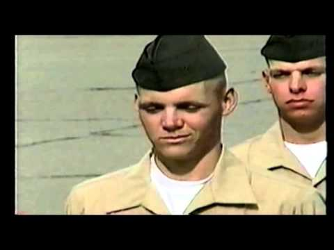 Making a United States Marine