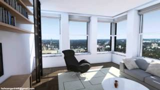 PENTHOUSE FOREST CITY_ realtime architecture unreal engine 4